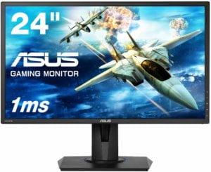 人気モデルで選ぶならASUS VG245H