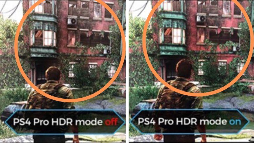 EL2870U HDR機能を比較