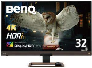 BenQ EW3280U 32インチ4K