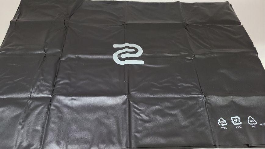 XL2546Kの付属品カバー