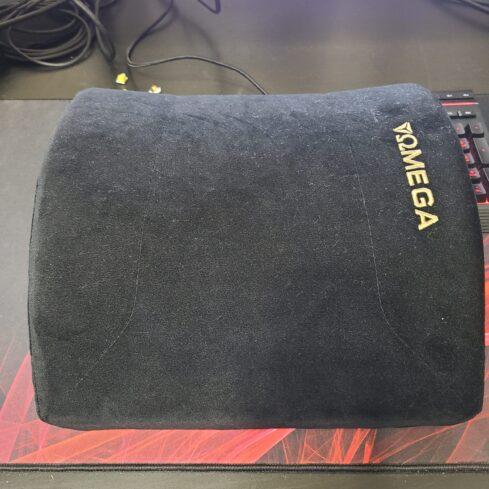 Secretlab ランバーサポートの触り心地